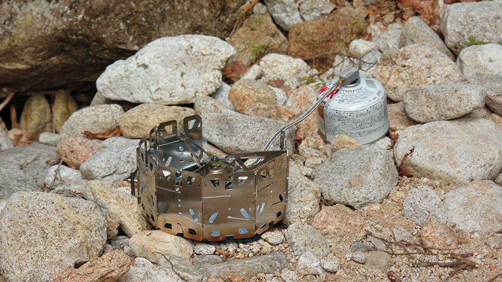 OD缶分離型シングルバーナー