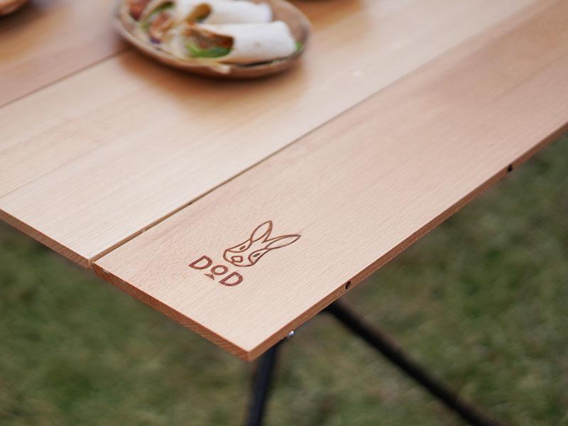 テーブル特徴1