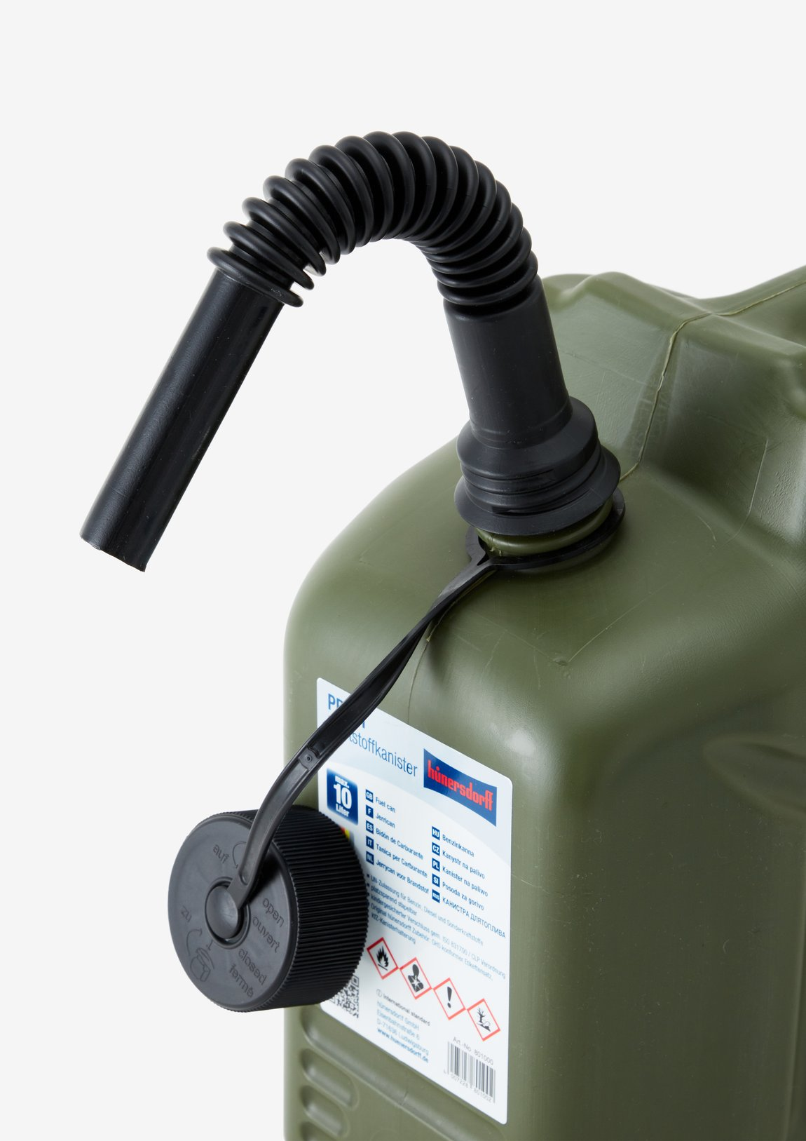 NH . ODE / P-FUEL CAN