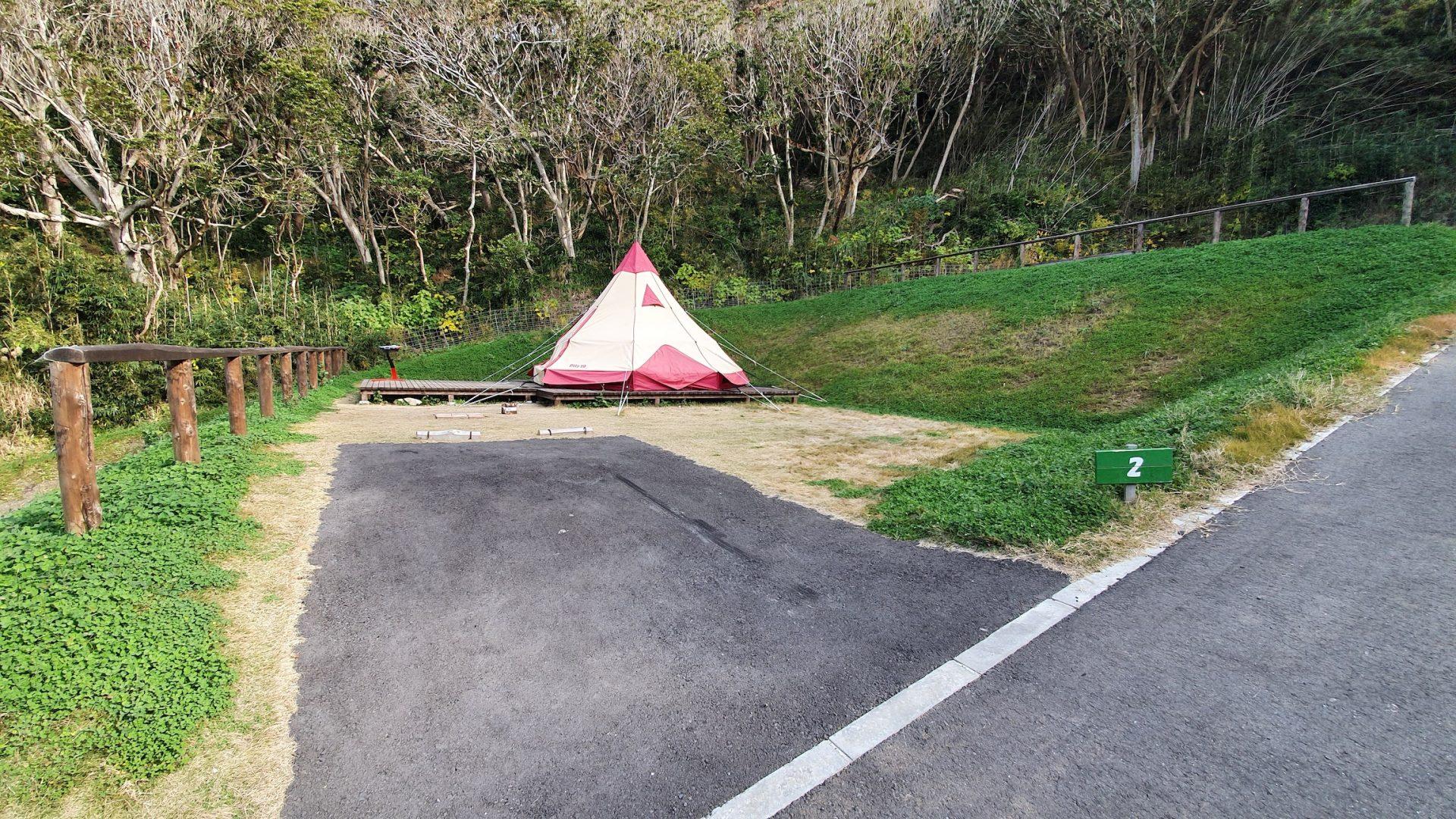キャンプマナビス