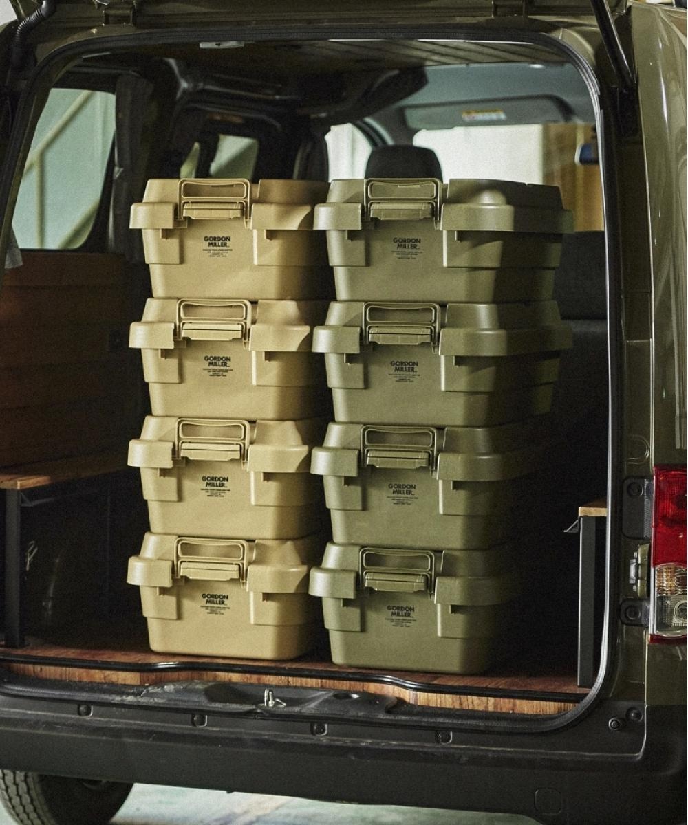 スタッキングトランクカーゴ ロータイプ30L