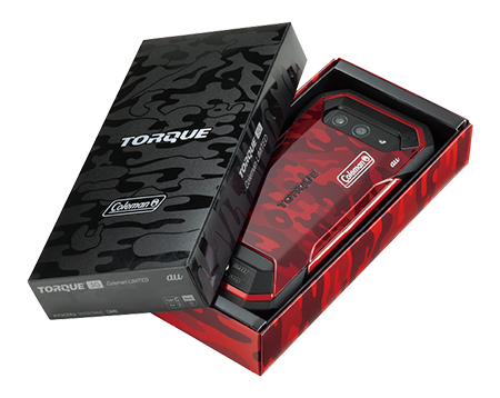 TORQUE® 5G Coleman LIMITED