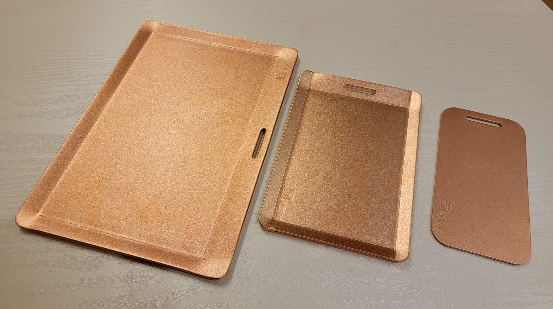 純銅製焼肉プレート