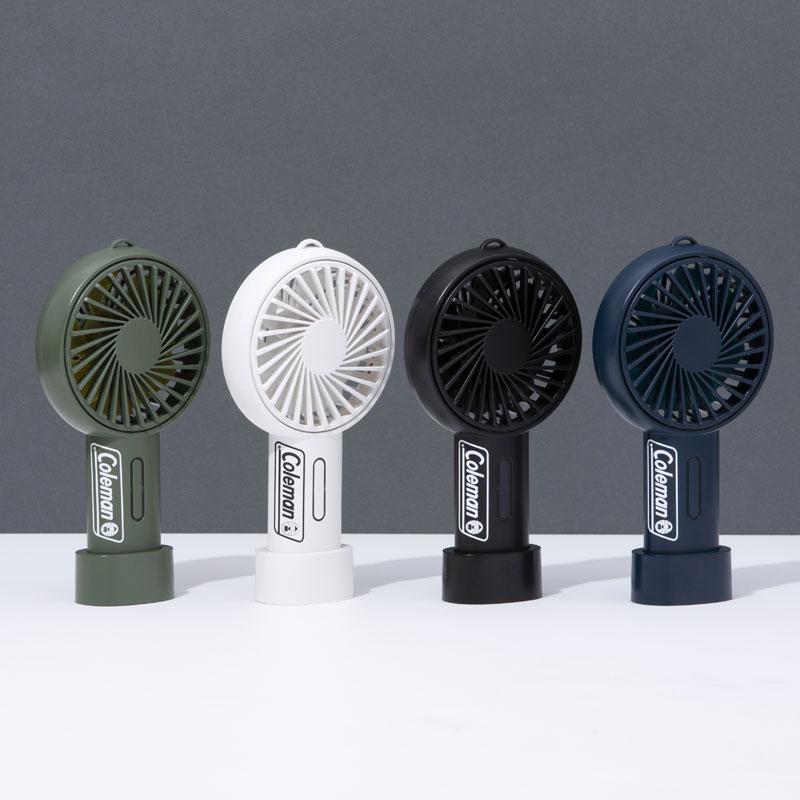 コールマンブランドブック扇風機タンブラー
