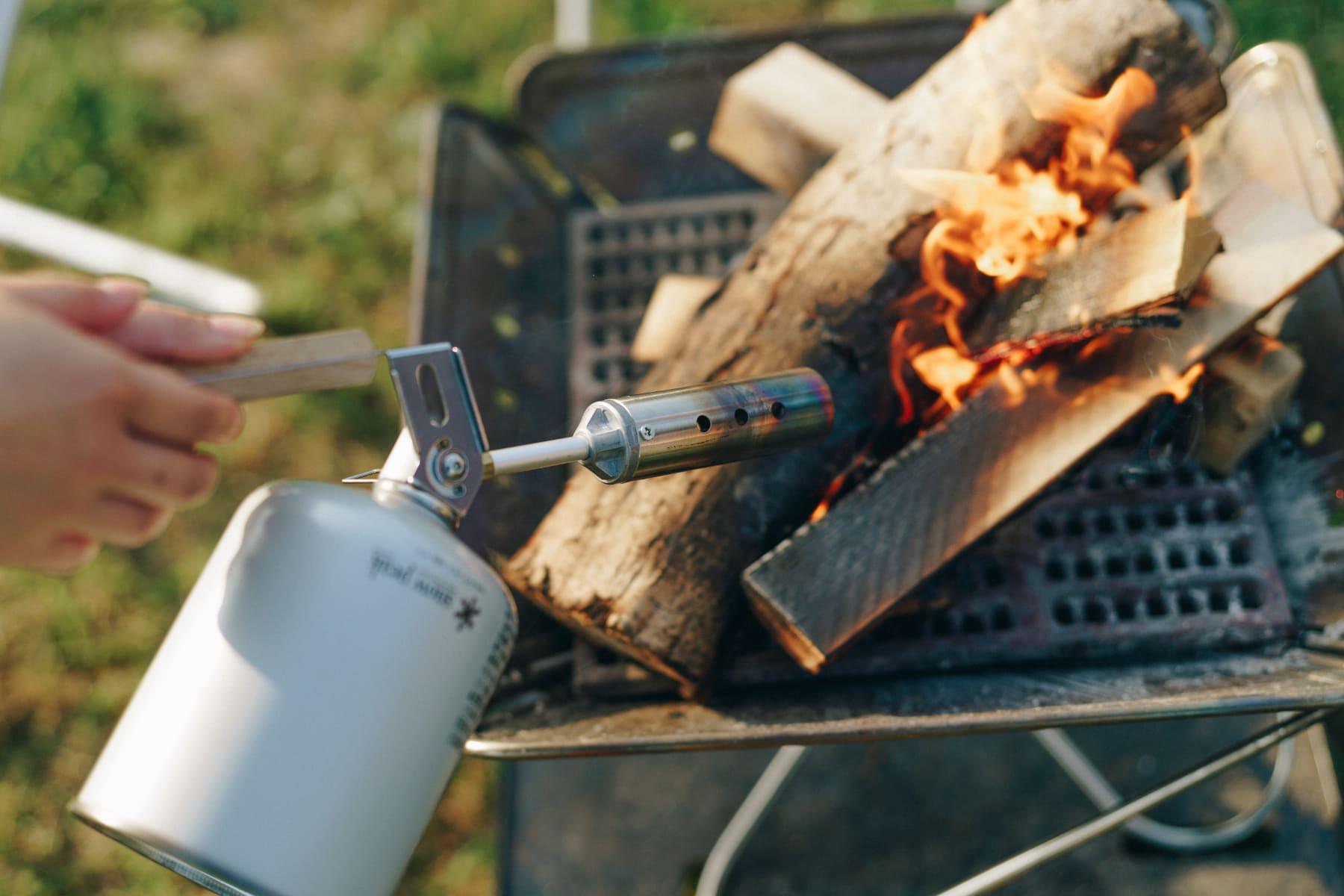 スノーピーク焚き火ラウンジ