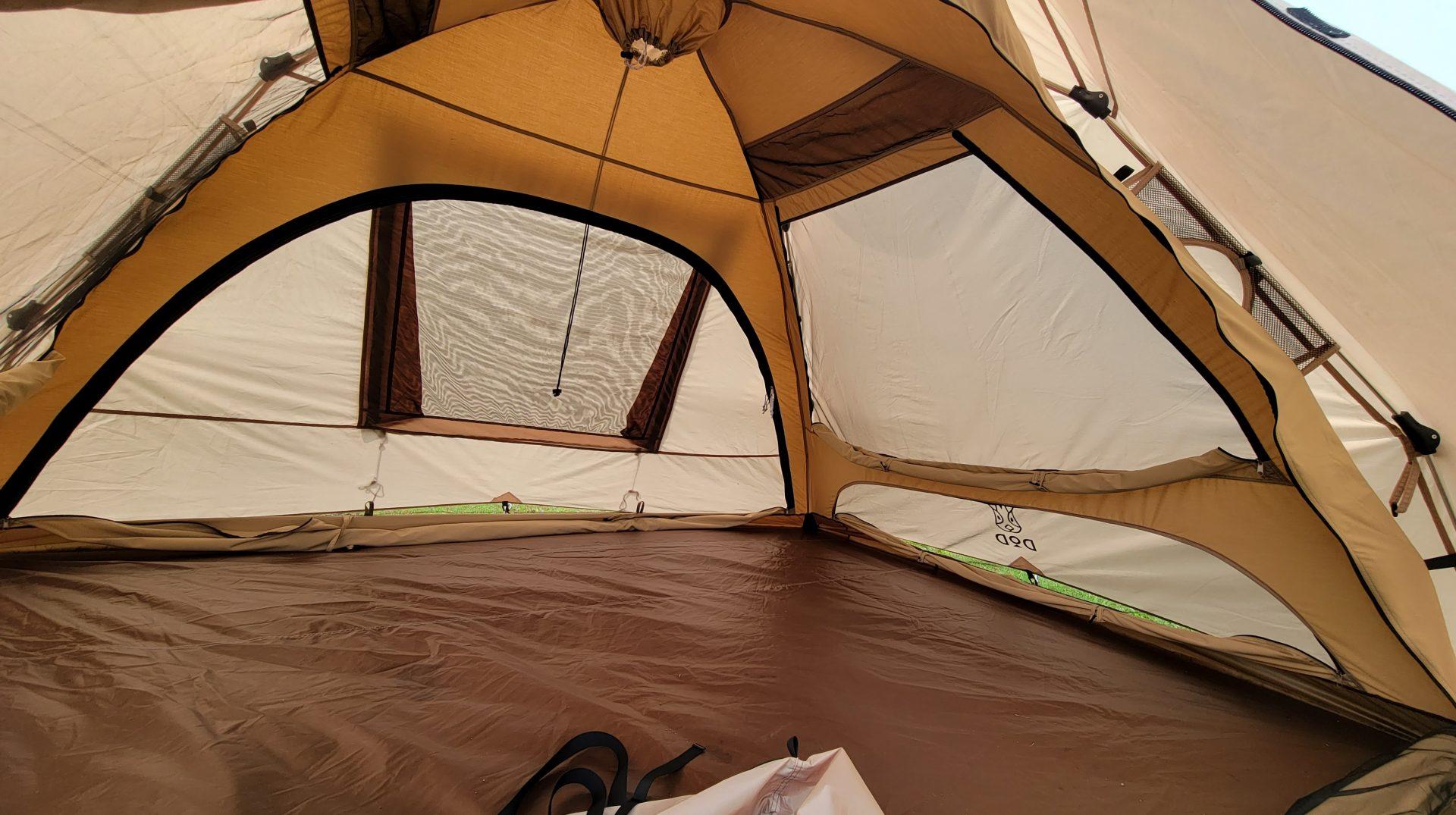 わがやのテント