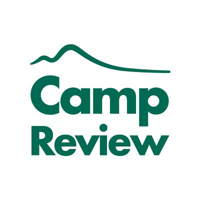キャンプレビューロゴ