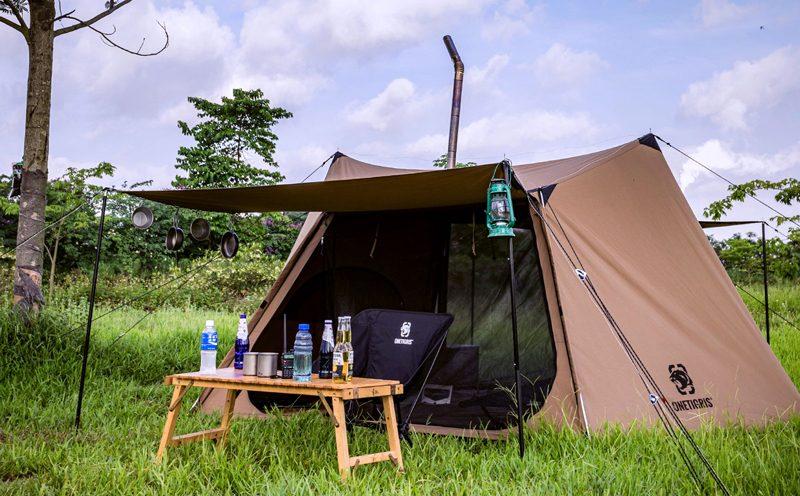 SOLO HOMESTEAD Camping Tent (TC)
