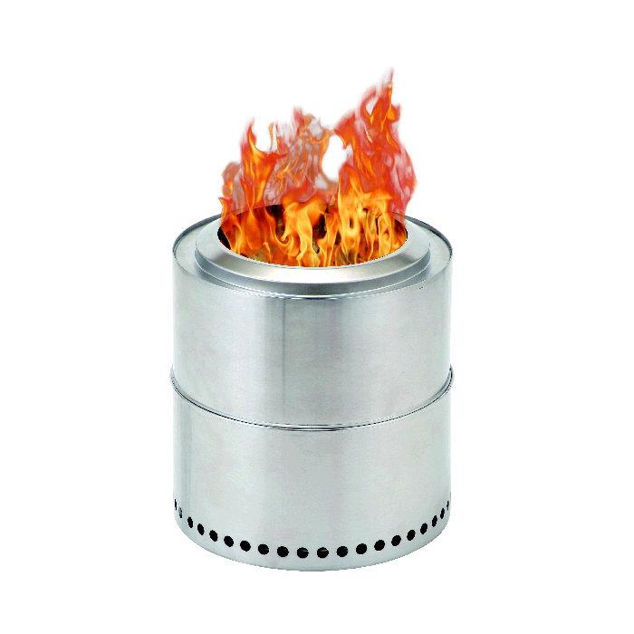 コメリ焚き火ストーブ