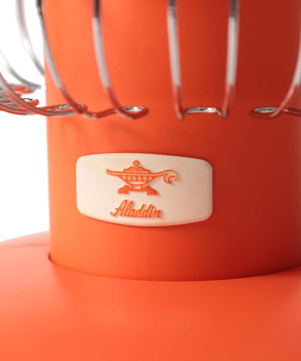 Aladdin × BEAMS JAPAN / 別注 遠赤グラファイトヒーター トリカゴ 橙色(だいだい)